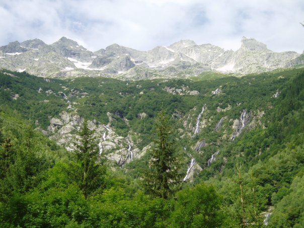 Italian Alps - Bagni di Masino