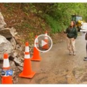 abc interview at chimney rock at chimney rock state park