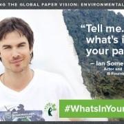 #WhatsInYourPaper