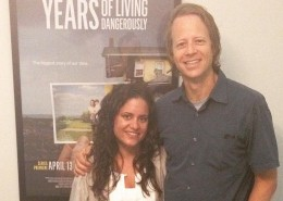 Climate Listening Project. Joel Bach, Years of Living Dangerously and Dayna Reggero.