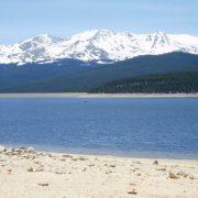turquoise lake colorado