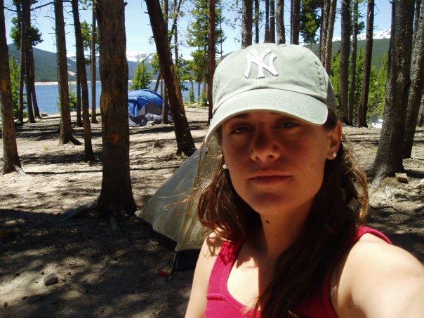colorado turquoise lake camping
